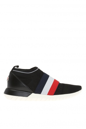 Sneakers with elastic trim od Moncler