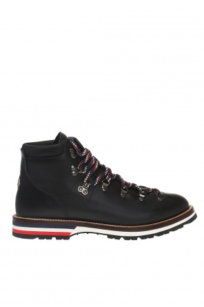 'peak' high-top sneakers od Moncler