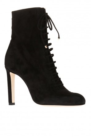 'daize' heeled ankle boots od Jimmy Choo