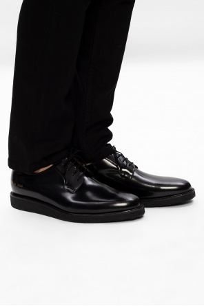 皮质德比鞋 od Common Projects