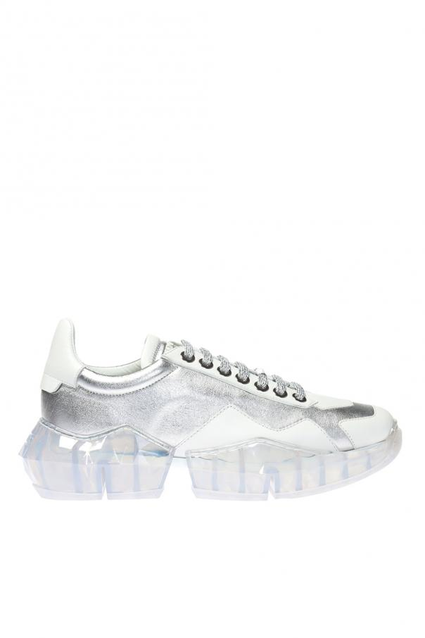 Jimmy Choo 'Diamond F' sneakers