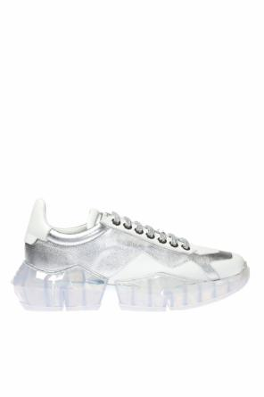 'diamond f' sneakers od Jimmy Choo