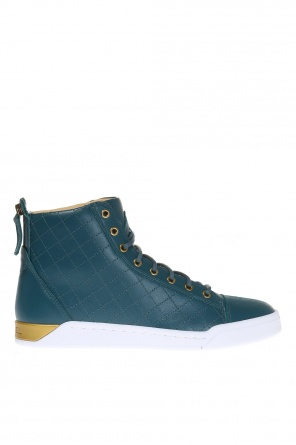 'diamond' high-top sneakers od Diesel