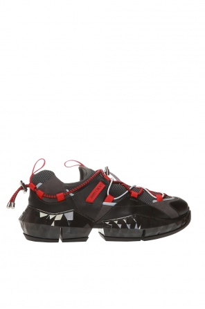 'diamond trail' sneakers od Jimmy Choo