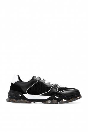 'diamond x trainer' sneakers od Jimmy Choo