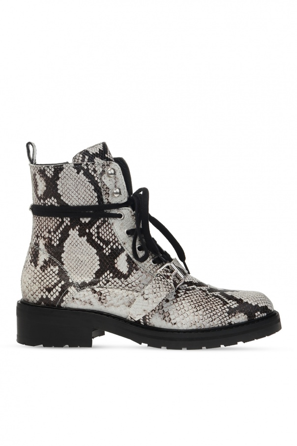 AllSaints 'Donita' patterned ankle boots