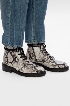 'donita' patterned ankle boots od AllSaints