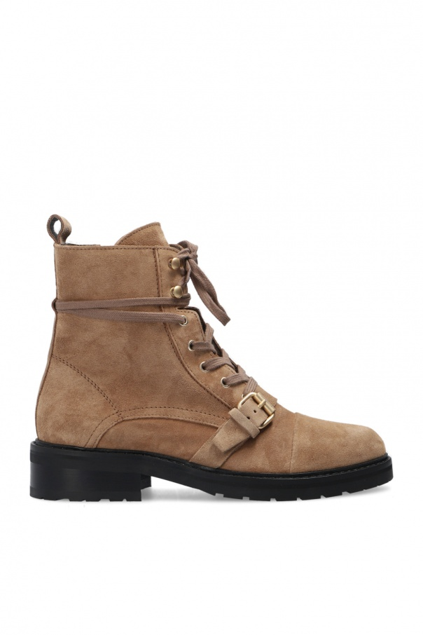 AllSaints 'Donita' suede ankle boots