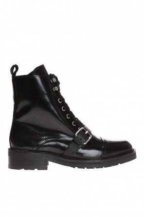 Buckled ankle boots od AllSaints