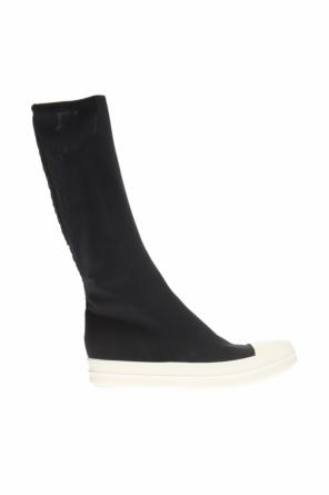 Knee-length sneakers od Rick Owens DRKSHDW