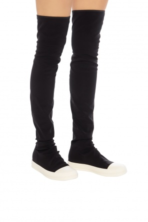 Stocking sneakers od Rick Owens DRKSHDW