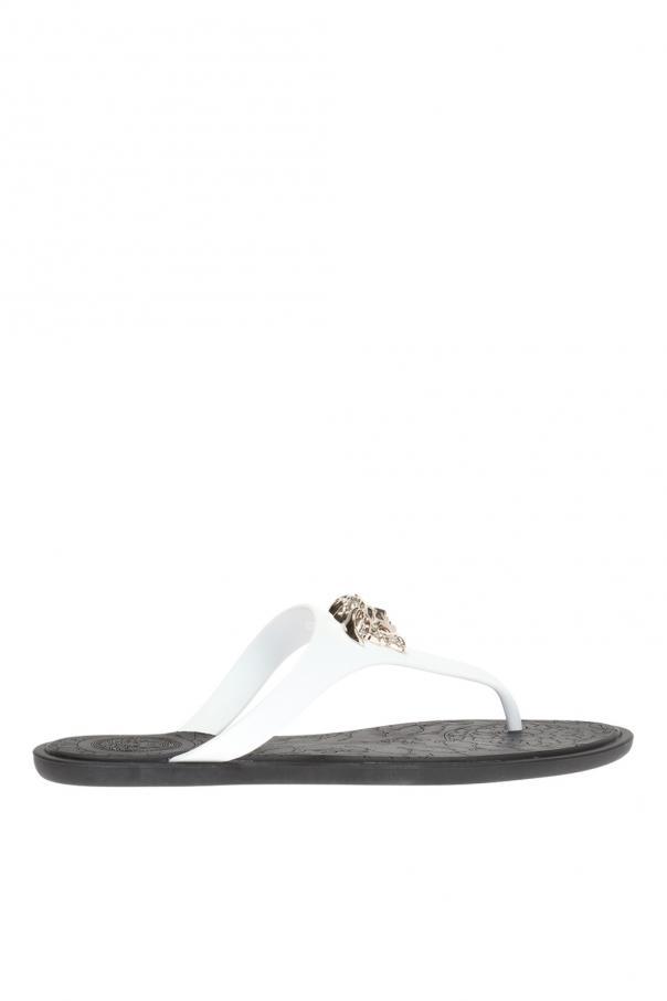 4c1d5e25eab089 Medusa head flip-flops Versace - Vitkac shop online
