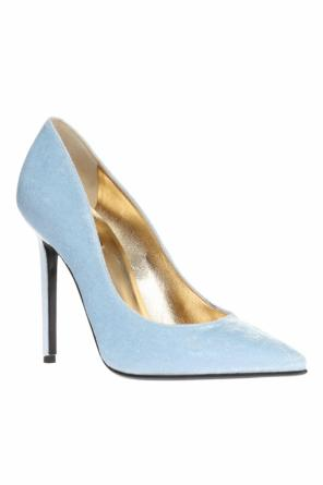 Pointed toe pumps od Versace