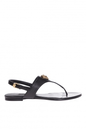 Medusa head sandals od Versace