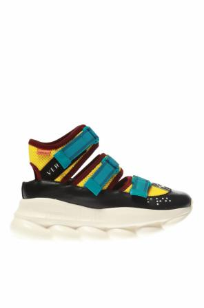 Cut-out sneakers od Versace