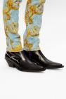 Versace Heeled cowboy boots
