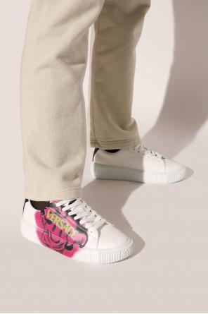 Printed sneakers od Versace