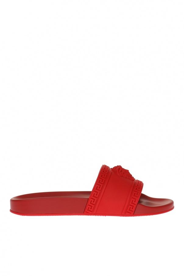 Versace Rubber sliders