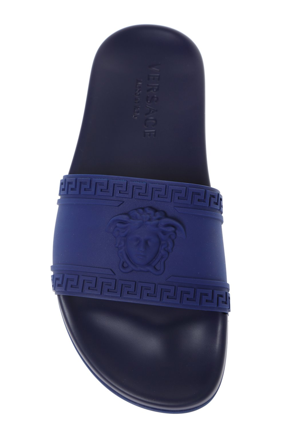 Versace Slides with Medusa head