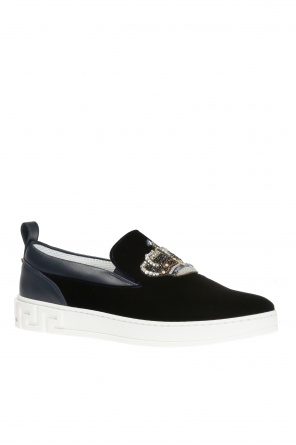 Slip-on sneakers od Versace