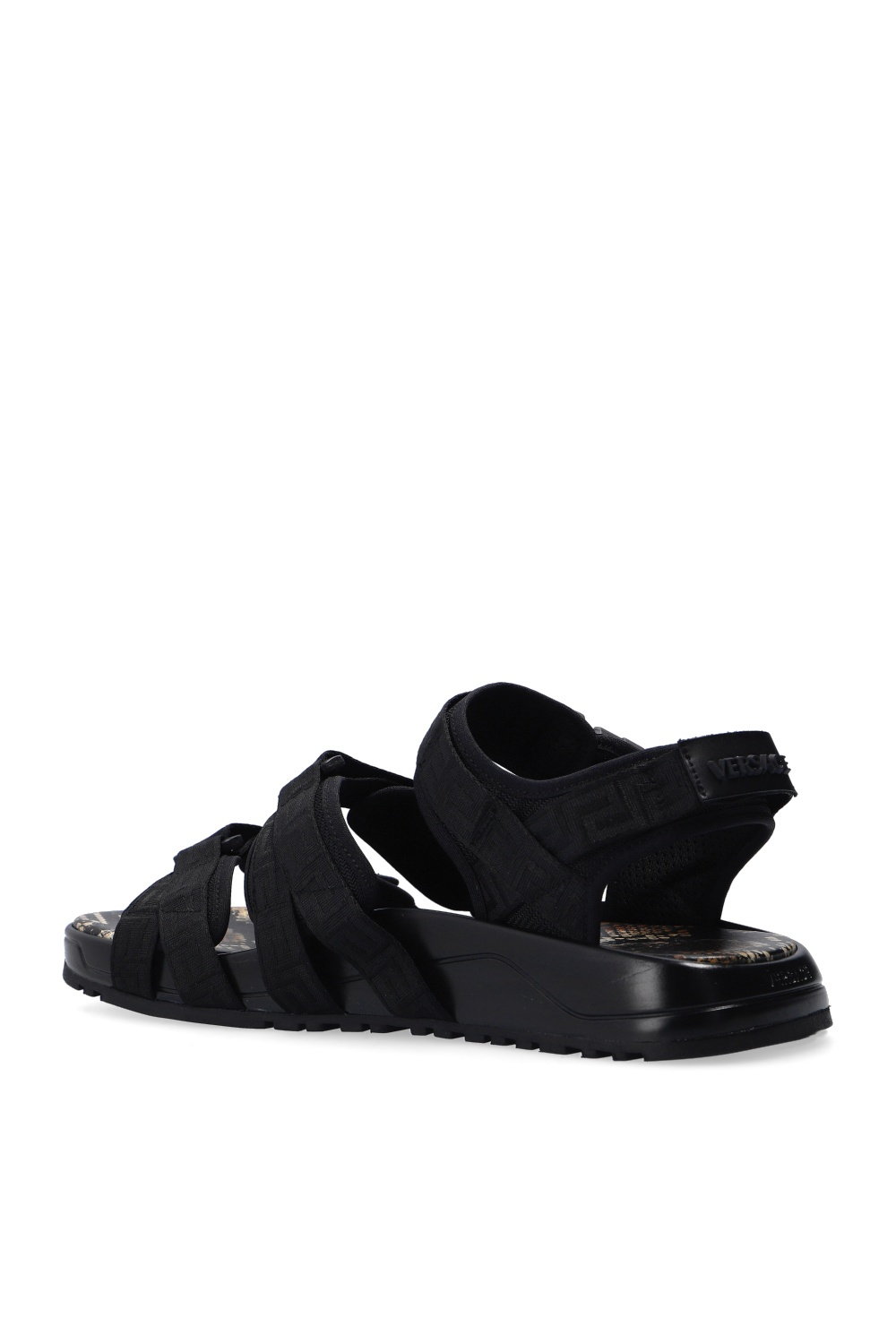 Versace Sandals with logo
