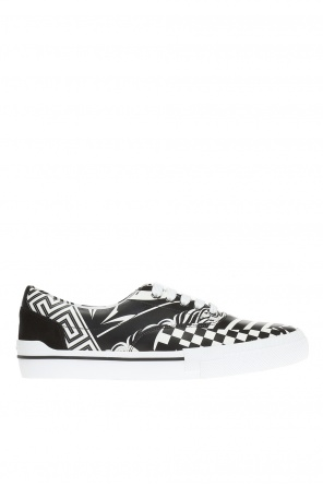 Patterned sneakers od Versace