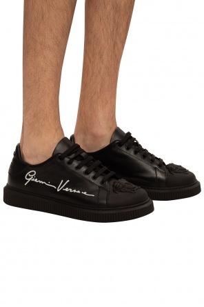 Medusa head sneakers od Versace