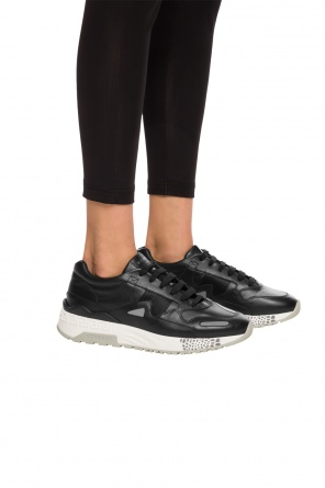 Lace-up sneakers od Versace