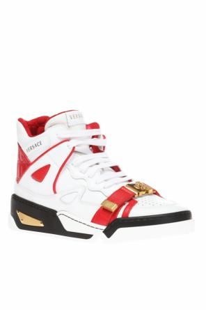 Medusa head high-top sneakers od Versace