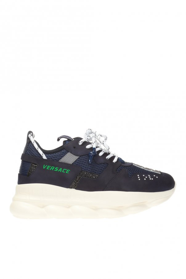 Versace 'Chain Reaction' printed sneakers
