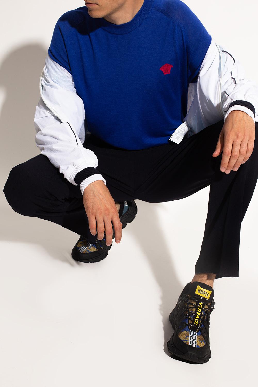 Versace Buty sportowe 'Trigreca'