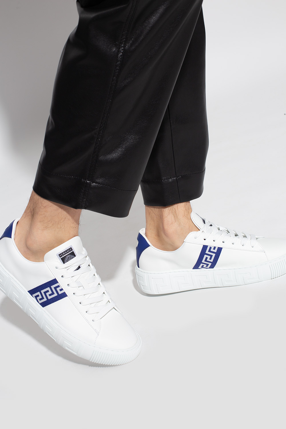 Versace Sneakers with logo