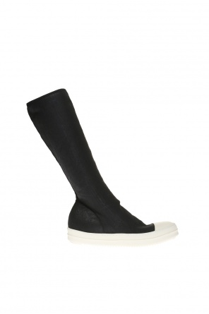 Sneakers with sock od Rick Owens DRKSHDW