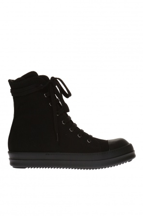 Lace-up high-top sneakers od Rick Owens DRKSHDW