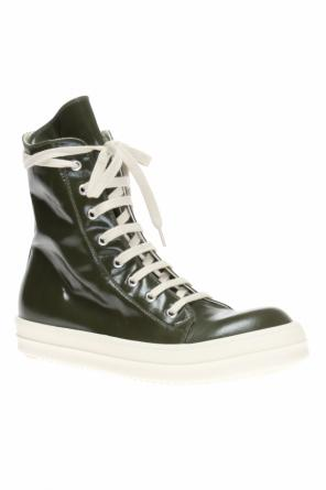 High-top lace-up sneakers od Rick Owens DRKSHDW