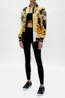 Versace Jeans Couture logo运动鞋