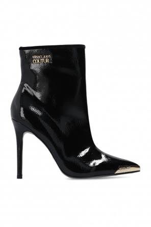 Heeled ankle boots od Versace Jeans Couture