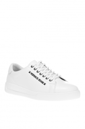 Sneakers with logo od Versace Jeans
