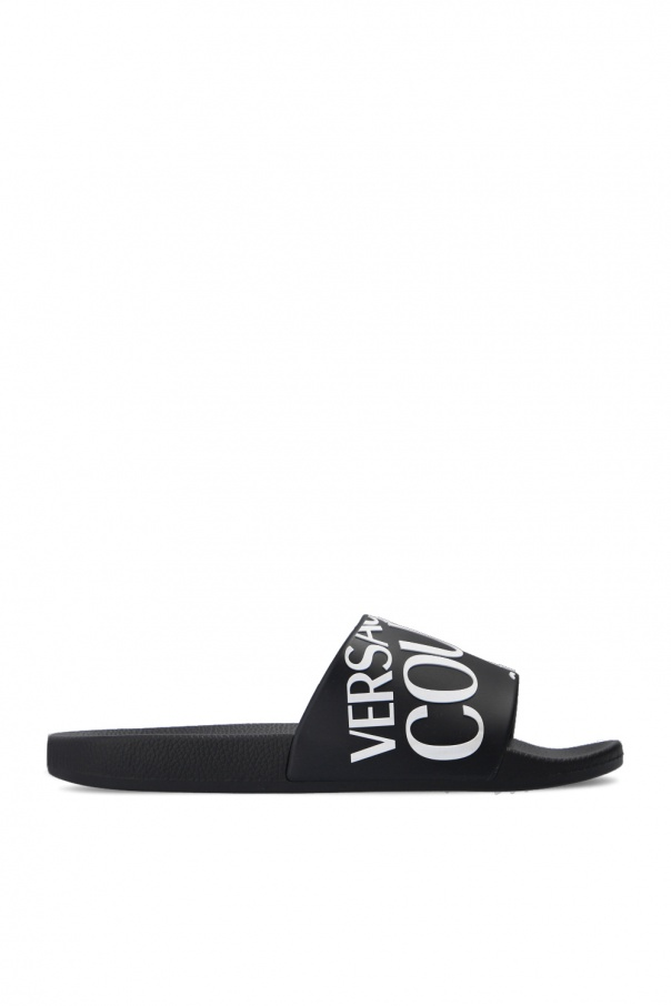 Versace Jeans Couture Slides with logo