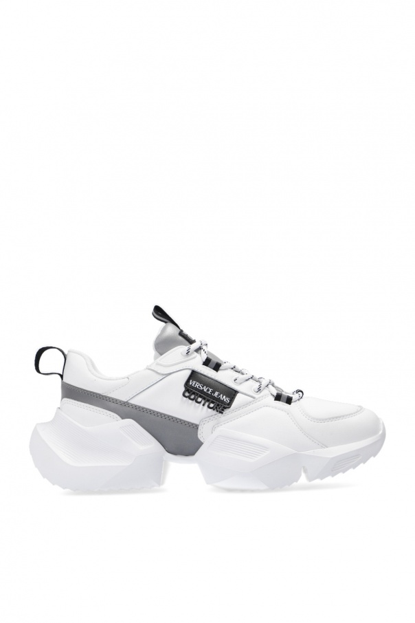 Versace Jeans Couture Logo sneakers