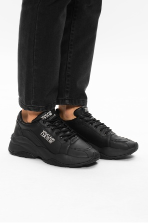 Sneakers with logo od Versace Jeans Couture