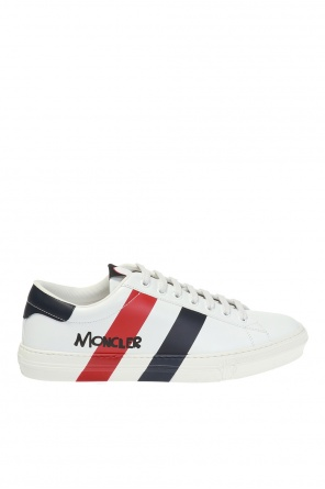 Logo-printed sneakers od Moncler