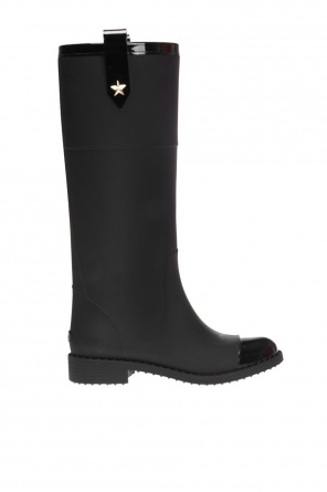 'edith' rain boots od Jimmy Choo