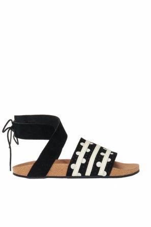 Sandals with tie fastening od ADIDAS Originals