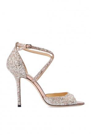 'emsy' heeled sandals od Jimmy Choo