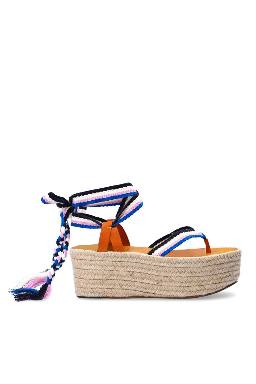 Mezzee Platform Sandals Isabel Marant Vitkac Singapore
