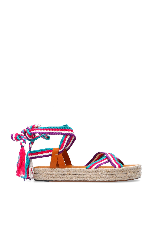 Leinee Heeled Ankle Boots Isabel Marant Vitkac Singapore