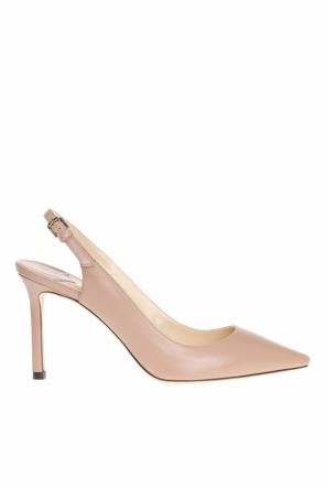 'erin' cut-out pumps od Jimmy Choo