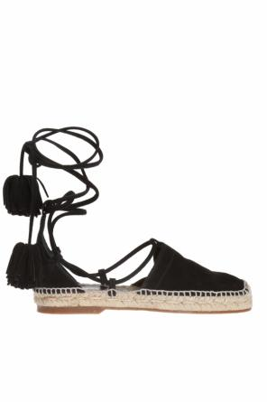 Lace-up espadrilles od Dsquared2
