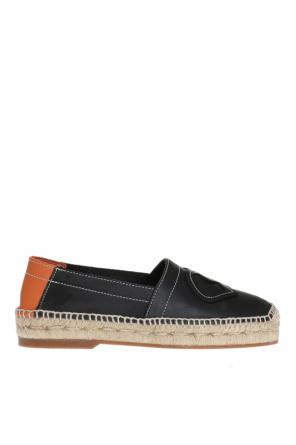 Leather espadrilles od Dsquared2